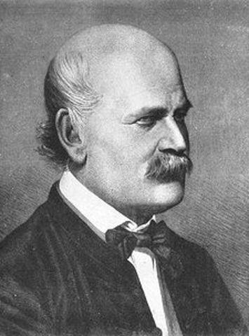 Nacimiento de Ignaz Philipp Semmelweis