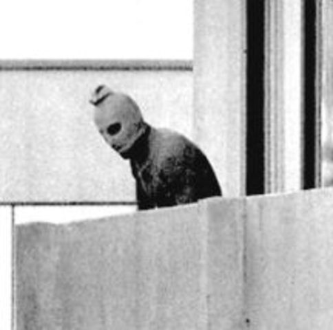 Israeli Olympic Team Murdered