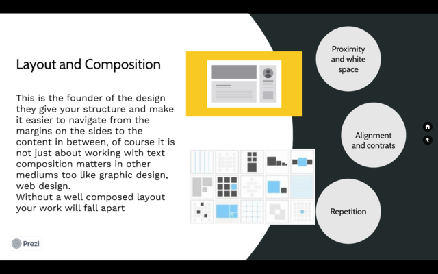 Layout and Composition