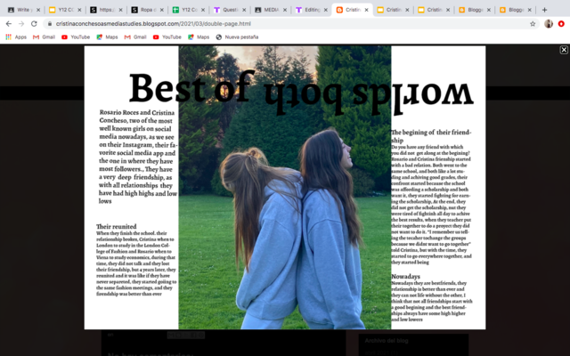 Double Page First Dratf