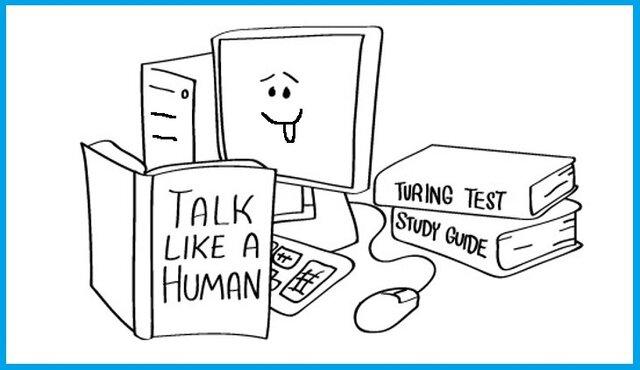 Un ordenador supera con éxito el Test de Turing