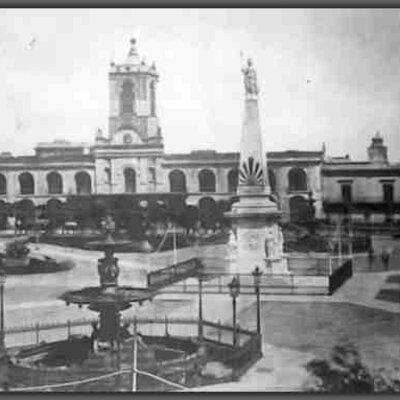 Principales hitos/ sucesos políticos y educativos del periodo 1884-1916 en Argentina timeline