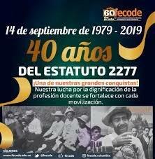 Decreto 2277.
