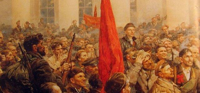 Surgimiento de los soviets