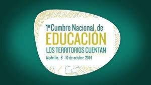 Primera Cumbre Nacional de Educación.