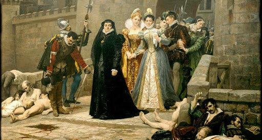 Siglo XVII y su inclinación a la religión