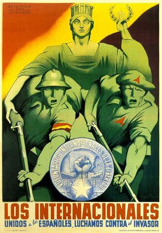 Intervención de las Brigadas Internacionales (octubre)