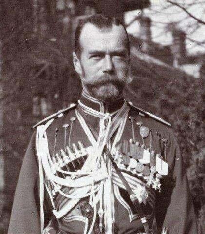 Abdicación Nicolás II