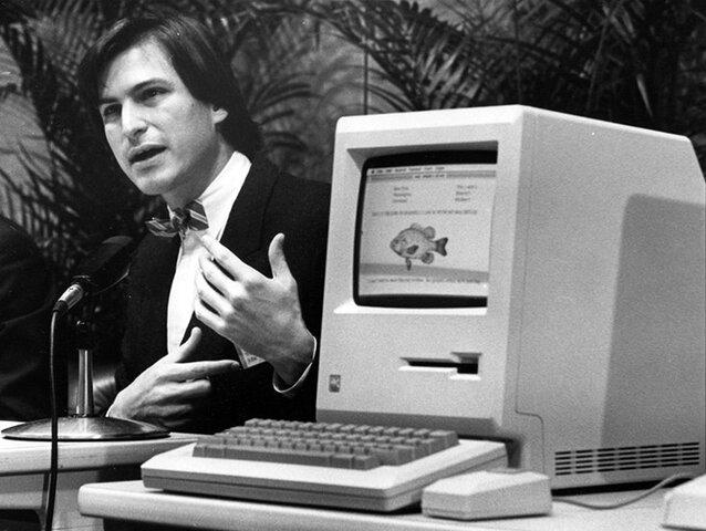 la Macintosh 128k