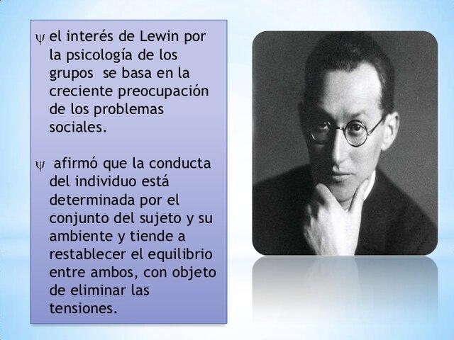 Kurt Tsadek Lewin