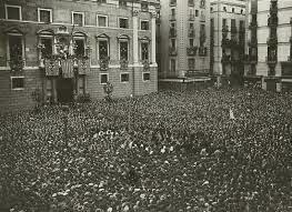 Caída de la monarquía de Alfonso XIII