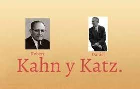 Katz y Kahn