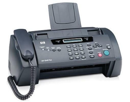Maquina de Fax