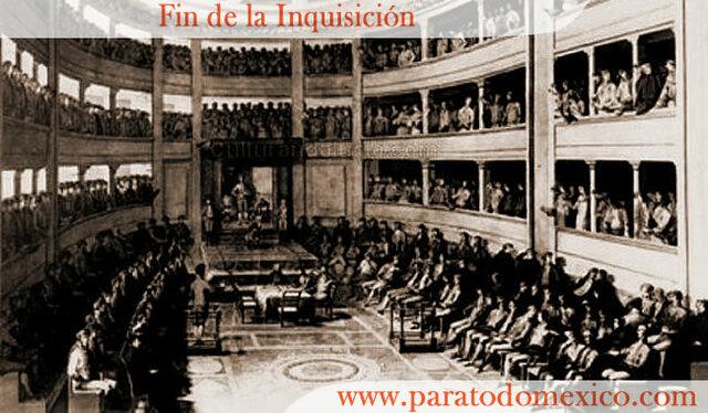 Abolición de la Inquisición
