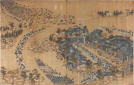 La Rebelión Taiping (01/Dic/1850-18/Nov/1864).