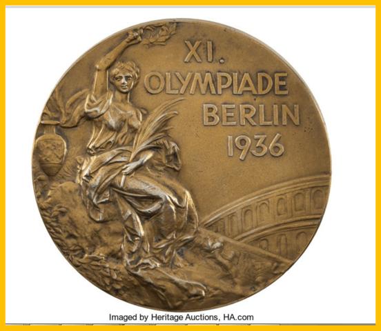 Obtuvo la primer medalla olímpica