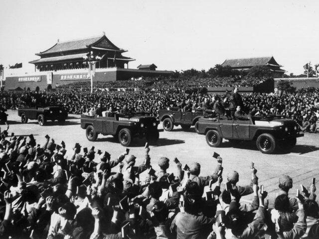 Proclamación de la republica China