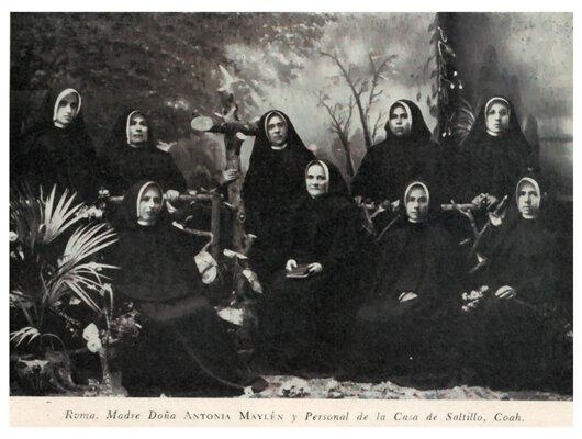 Fundación de la congregación