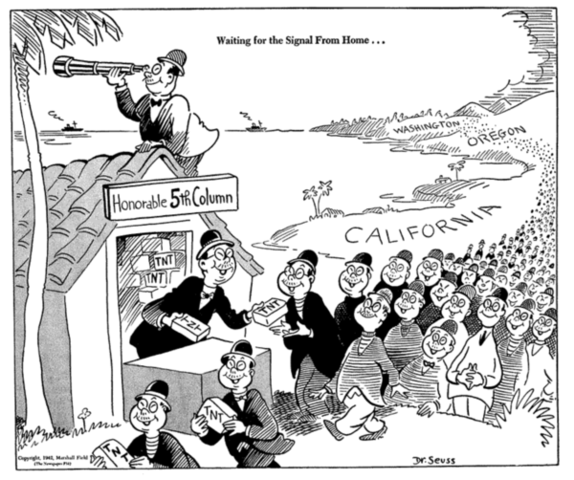 American Propaganda of Japanese