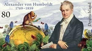 Alexander von  Humboldt y Carl Ludwig Willdenow.