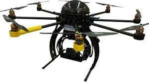 UAV Topografía
