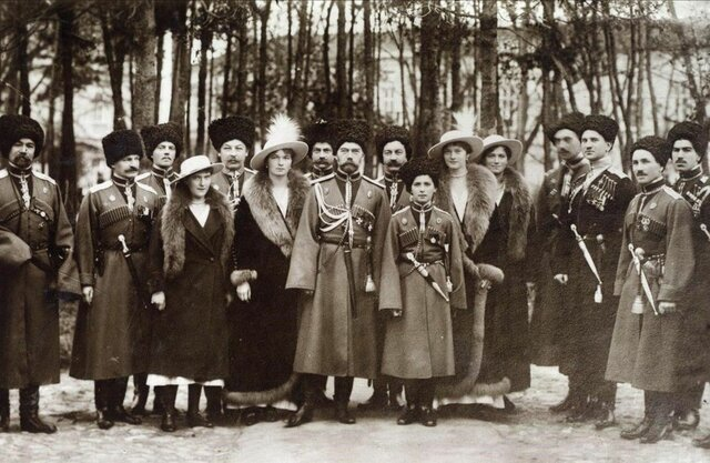 Rusia Zarista del siglo XX
