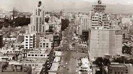 La economía mexicana de 1940 a la década 1990 timeline