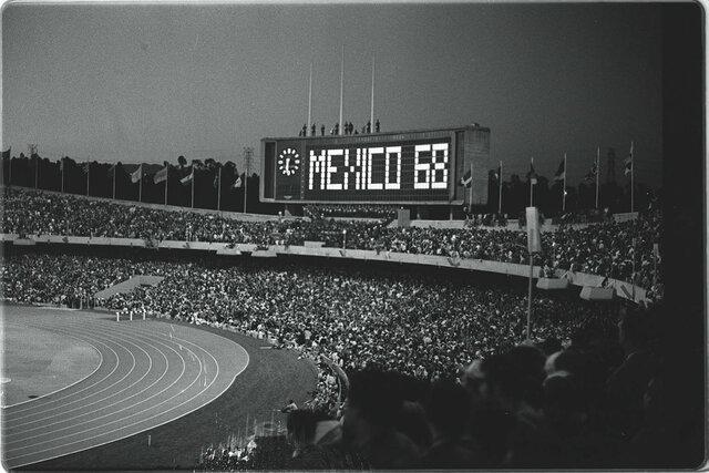 México es sede de los juegos olímpicos
