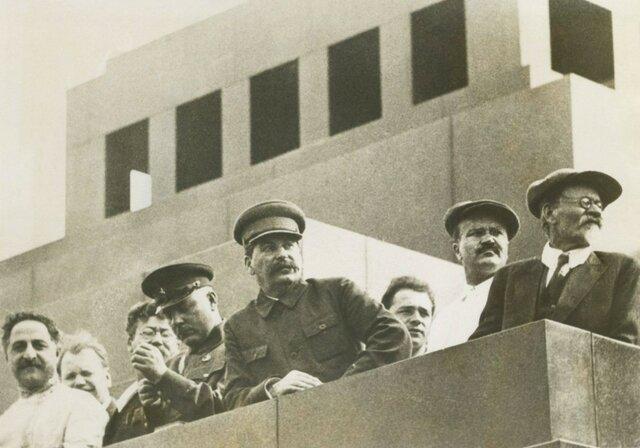 Gobierno de Stalin.