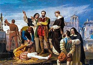 La guerra de las Comunidades de Castilla