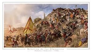 La rebelión en las Alpujarras