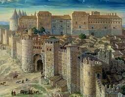 Felipe II fijó la capital en Madrid.