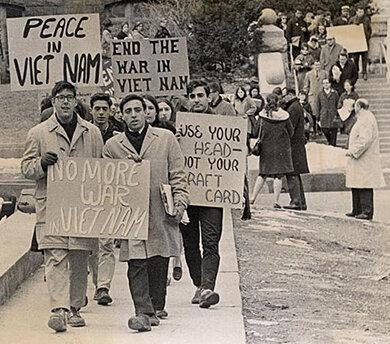Protest the War in Vietnam