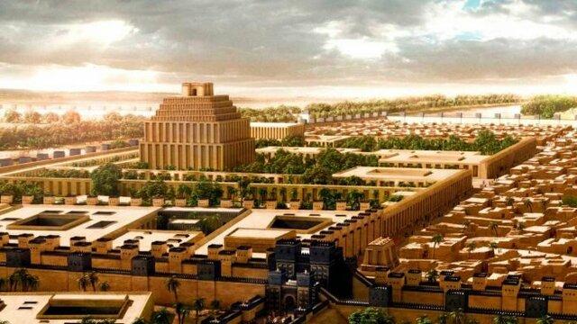 Liberación de esclavos por Ciro el Grande