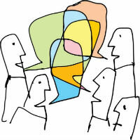El grupo de los conversadores