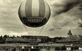 el primer globo aerostatico