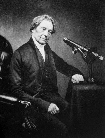 1830 Joseph Jackson Lister
