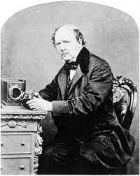 1834 William Henry Fox Talbot