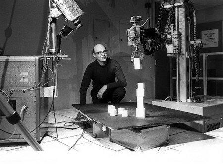 1957 Marvin Minsky
