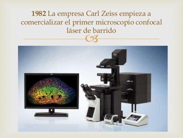 1982 La empresa Carl Zeiss