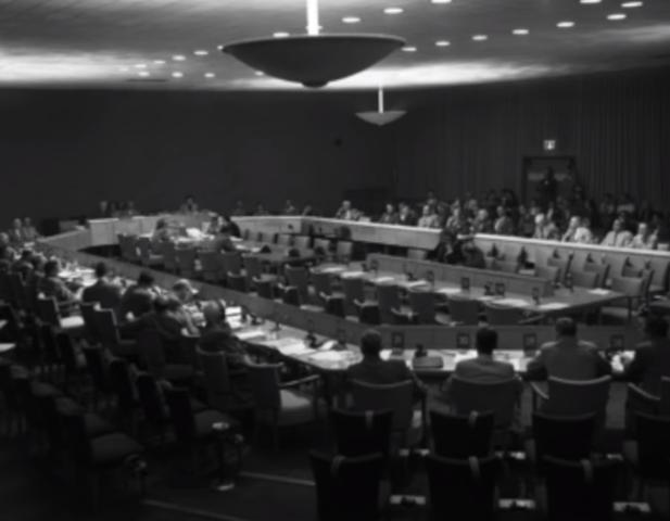 Primera Conferencia Medioambiental de la ONU