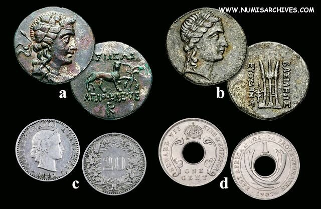 DINERO MONEDA 700 a.C