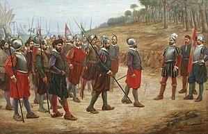 inicio de la colonización española en América
