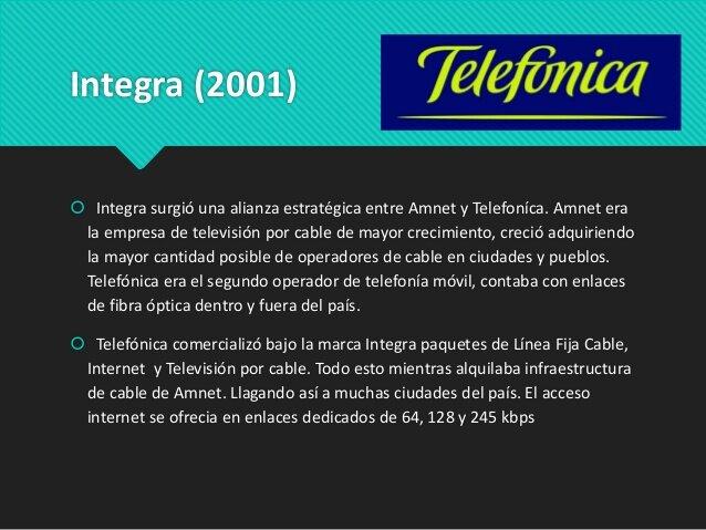 Integra surgió en El Salvador (2001)