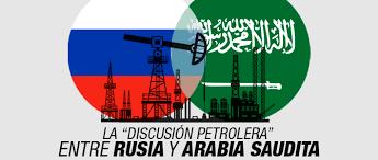 Guerra de precios del petróleo entre Rusia y Arabia Saudita