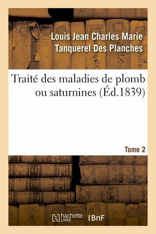 TANQUEREL DES PLANCHES