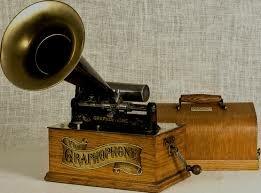 Creación del fonógrafo