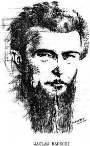 Waclaw Radecki (1887-1953) Polaco emigro a Brasil