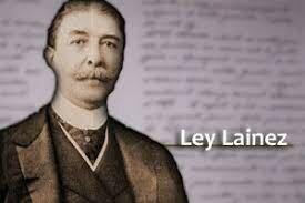 Ley Lainez.