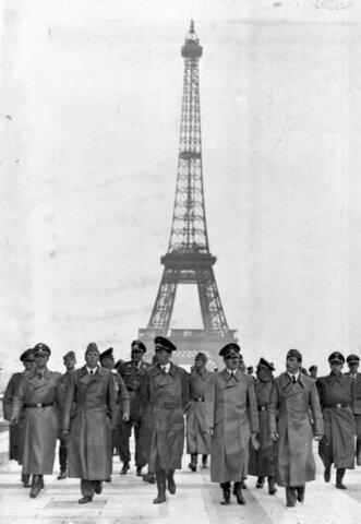 Alemania ataca a Europa Occidental; Francia y los pauses bajos